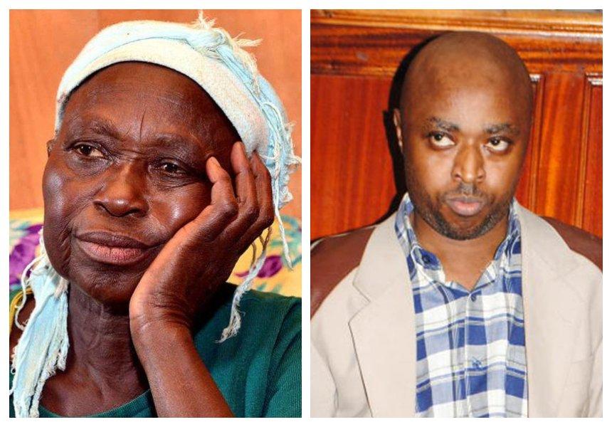 Mugo Wa Wairimu's mother:I would die defending my son