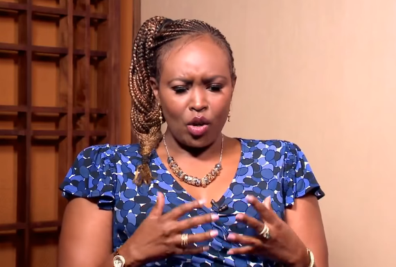 Caroline Mutoko believes women should blame themselves first regarding Mugo Wairimu's case