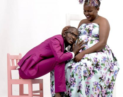 Njugush reveals why he did not propose to his wife