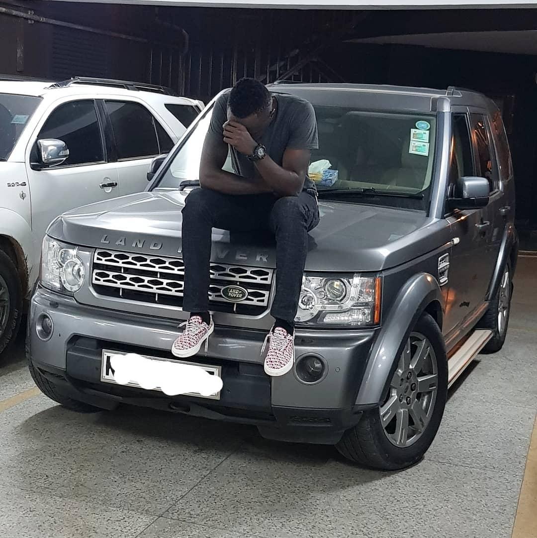 Obinna Eyeing Bentley Mulsanne After Gifting Himself A Kes