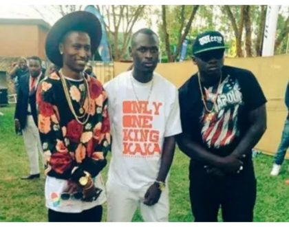 Octopizzo shreds Khaligraph Jones while showing support to King Kaka