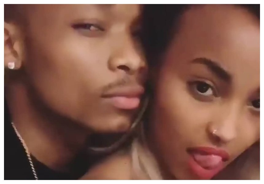 Lady claiming to be pregnant with Otile Brown's baby threatens to commit suicide!