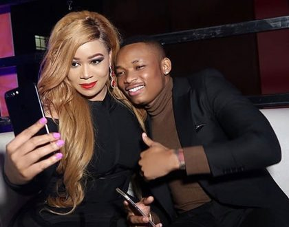 KOT refuse to believe Otile Brown has a small mjulubeng, claim Vera Sidika has a gigantic pudesh