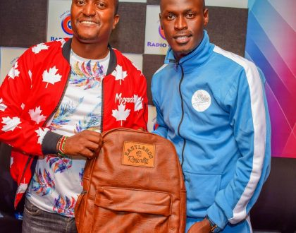 Mzazi Willy M Tuva forced to defend his radio show after fan claims it's disappointing lately