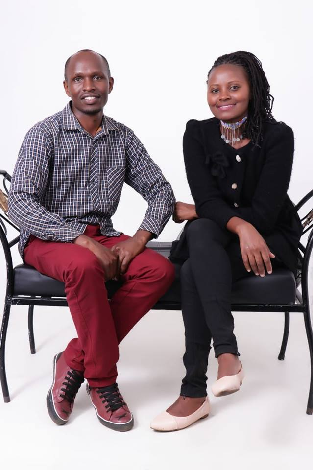 Joyce Waithera and Paul Waithaka
