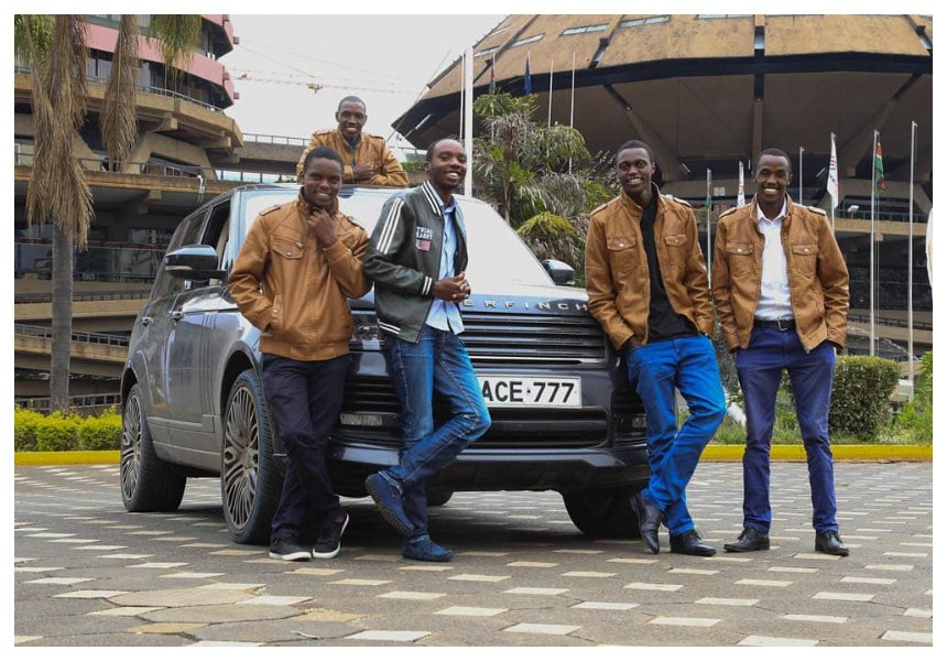 Comedians Propesa involved in a nasty road accident