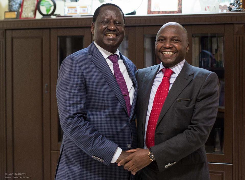 Lawyer Donald Kipkorir: To blame Raila onConjestina Achieng's situation is malevolent