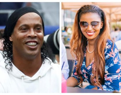 Football legend Ronaldinho inspires Anerlisa Muigai to talk about her company's downfalls