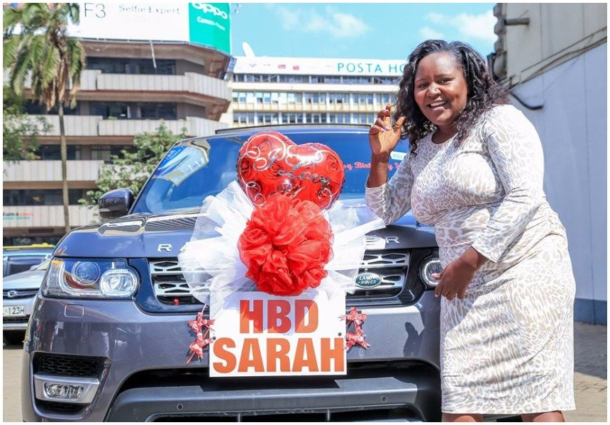 """""""The birthday was not meant to be a publicity stunt""""Simon Kabu after spending30 million on his wife's birthday"""