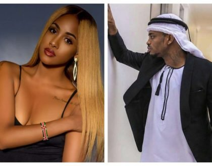Shock as Tanasha Donna goes missing after Diamond Platnumz confirmed he is in love her