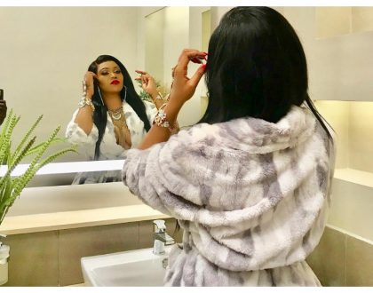 Vera Sidika lands a new television job