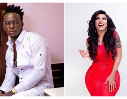 Vera Sidika publicly asks Willy Paul to refund her Kes 500,000 after he buys a new Mercedes