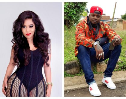 """If he doesn't have ego like Luos he can come for the money"" Vera Sidika responds to Khaligraph's request for 500k loan"