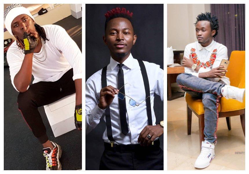 """""""Mimi naambia tu Pozee kindugu, imba zile nyimbo za Yesu""""Hope Kid takes a swipe at Willy Paul and Bahati"""