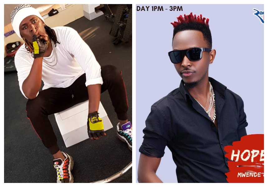Willy Paul responds to Hope Kid's request for him to sing true gospel songs