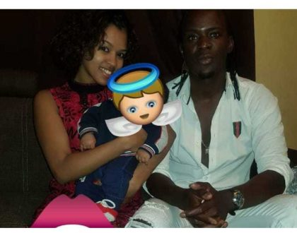 Photos of Willy Paul's baby mama hanging out with her future mother-in-law Salome Radido