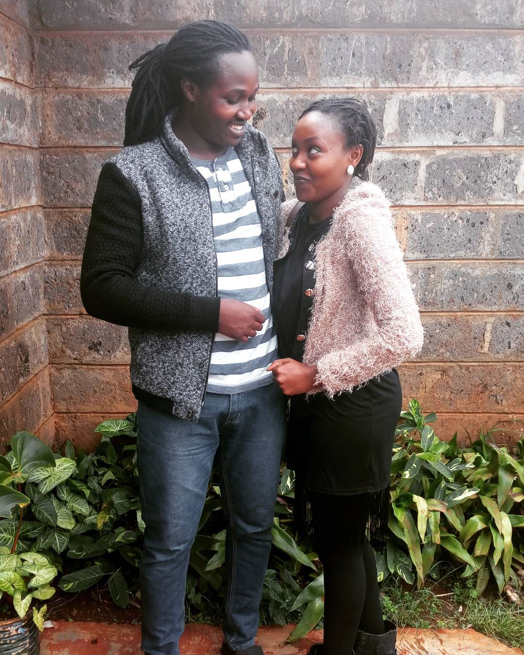 Titus Wagithomo and Nyce Wanjeri