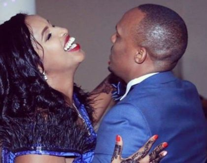 Ben Kitili reacts after Muslims condemn him for marrying their woman