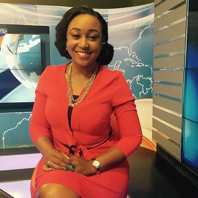 Betty Kyalo speaks after getting wind of Dennis Okari's secret wedding in Ukambani