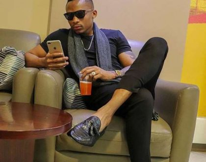 Otile Brown's response after Vera gifted Casilah a brand new Mercedes Benz