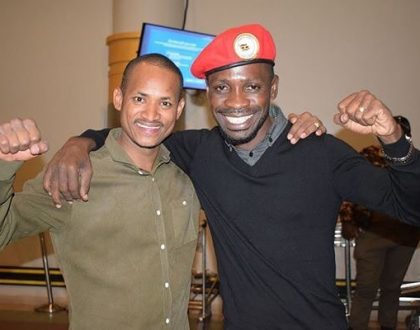 """I will not be deterred"" Babu Owino sends a strong message to Museveni after he is banned from traveling to Uganda"