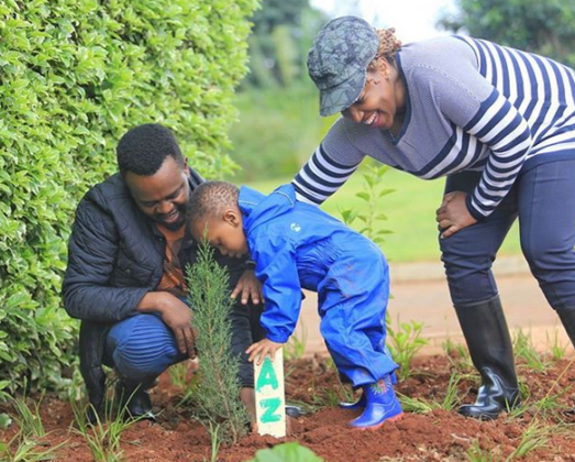 Lilian Muli Kando! P UNIT's member Boneye's wife delivers second baby in England