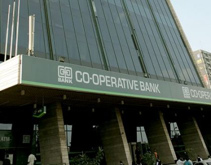 Co-operative Bank records Kes 14.6 billion profit in just nine months
