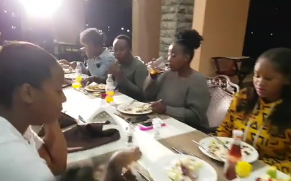 Diana Marua turns 31 years in style, gets lavish treat from Bahati (photos)