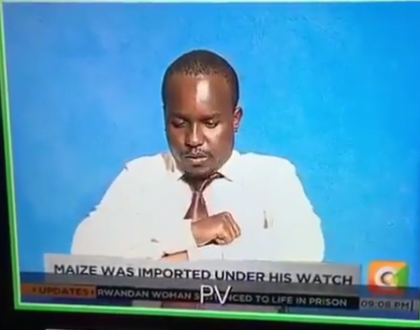 'Drunk' sign language interpreter on Citizen TV mesmerizes Kenyans (video)