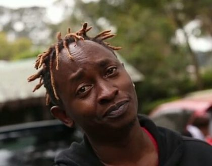 """Who someone chooses to love has nothing to do with you"" Eric Wainaina speaks of homosexuality"