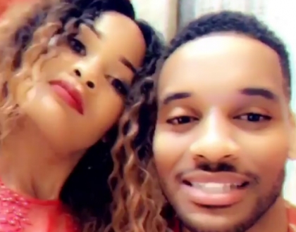 Hamisa Mobetto to release song featuring American boyfriend?