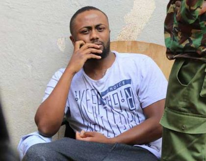 """Anakazana tu!"" Joseph Irungu moved to Kamiti maximum security prison, friend reveals he's having such a tough time"
