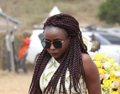 Jacque Maribe confirms relationship with new guy - 2 years after dumping fiancé, Jowie Irungu