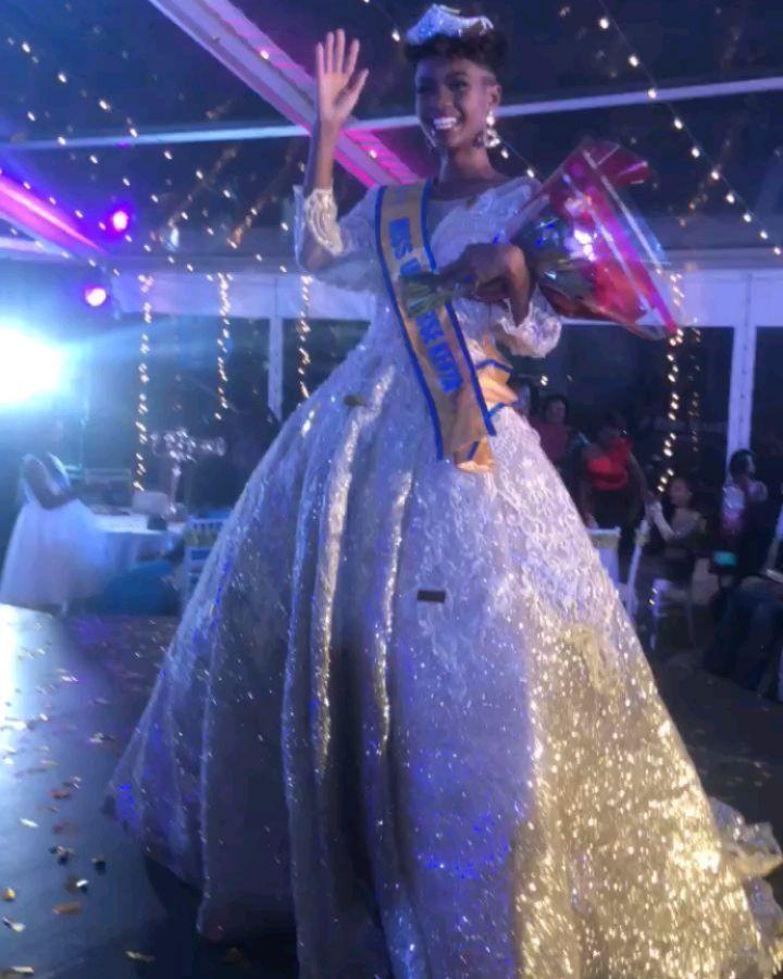 The2018Miss Universe Kenya winner Wabaiya Karuiki