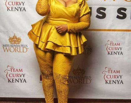 Neomi Ng'ang'a lands lucrative job from Miss Plus World Kenya