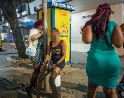 Parliament denies there's a bill seeking to legalize prostitution in Kenya