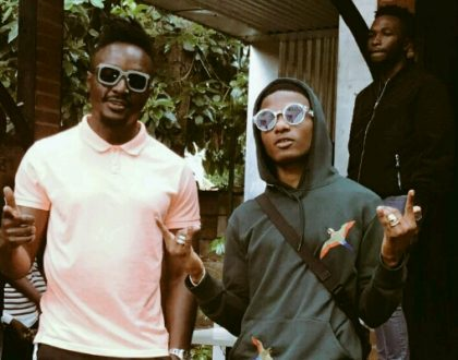 Wizkid: I have several songs with Sauti Sol that we have never released