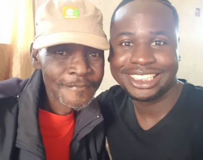 RIP! Citizen TV presenter and Oddi Dance singer Timeless Noel loses dad