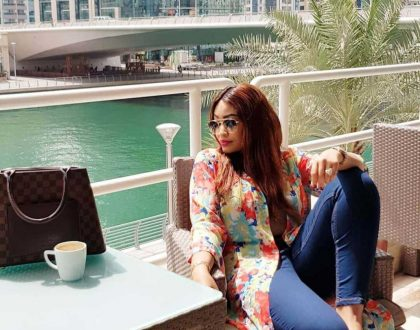 Zari Hassan wouldn't mind Akothee moving in with her