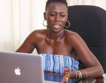 """You look like a baby pig!"" Akothee fat shames fan"