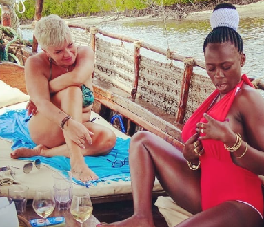 Akothee: I don't work with Kenyan artists because they have cheap scandals