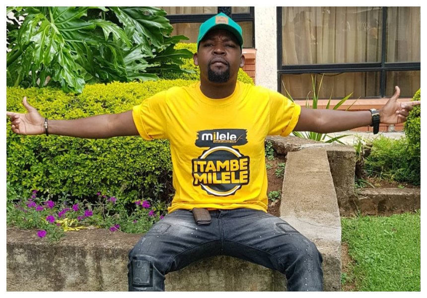Alex Mwakideu doesn't owe an explanation about his decision to stay at Milele FM