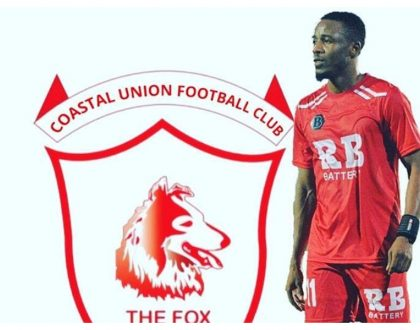 Alikiba finally makes his debut forCoastal Union FC five months after signing to the club (Photos)