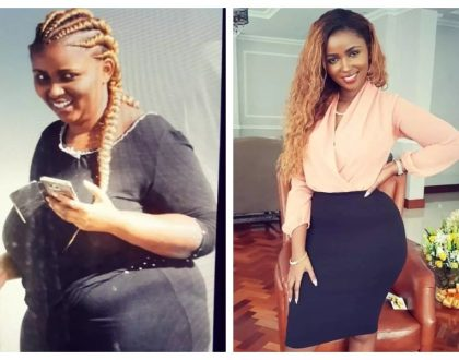 """I am human and i get hurt"" Anerlisa Muigai reacts after she is called fat"