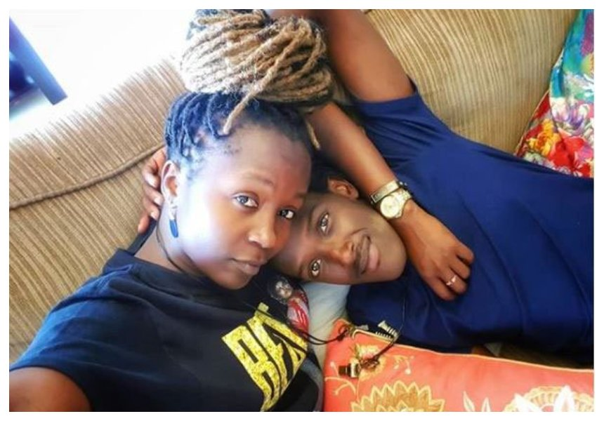 Anne Kansiime parades new sweetheart one year after breaking up with ex husband (Photos)