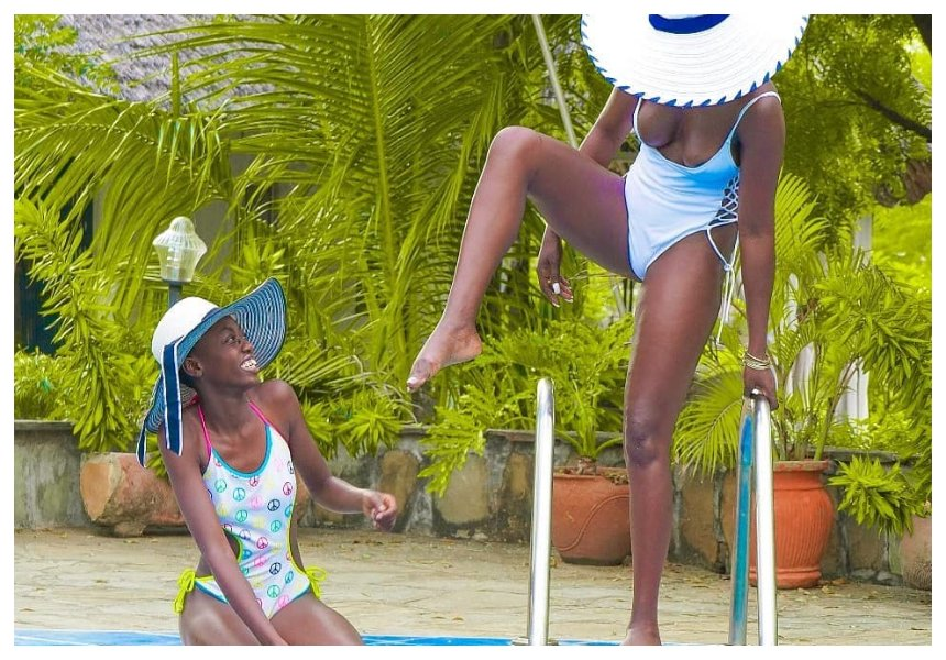 Akothee's daughter: it is not easy to find a man who is genuine because most men want to be associated with my mum's wealth