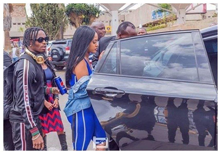 """""""Sijaambiwa habari za ndoa ila nasikia tu kwa watu"""" Diamond's father publicly begs son to invite him to his wedding"""