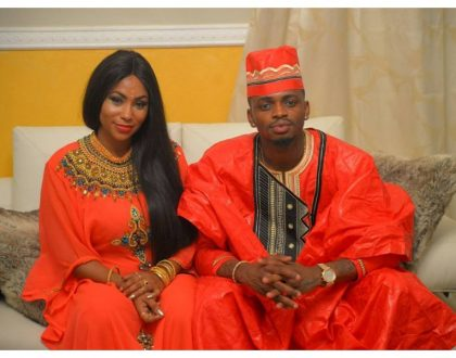 Wedding bells! Diamond Platnumz hot sister engaged to be married as 3rd wife! (Photos)