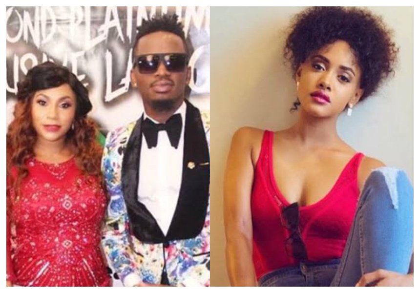 """Usiwe kama Zari na Hamisa"" Diamond's sister Esma Platnumz shows her support for Tanasha Donna. But not without a warning"