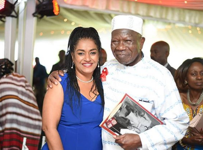 Esther Passaris angers Kenyans further after sending message to 91-year-old Moody Awori after appointment